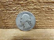 UNITED STATES Silver Coin 1944 WASHINGTON QUARTER